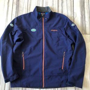 Patagonia Adze Land Rover jacket. NWOT